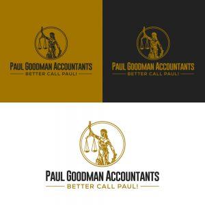 Paul Goodman Accountants Logo Mockup.1584030677