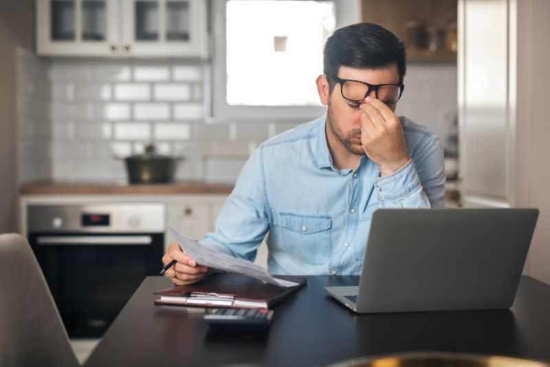Wordpress user unhappy because he has a WordPress error
