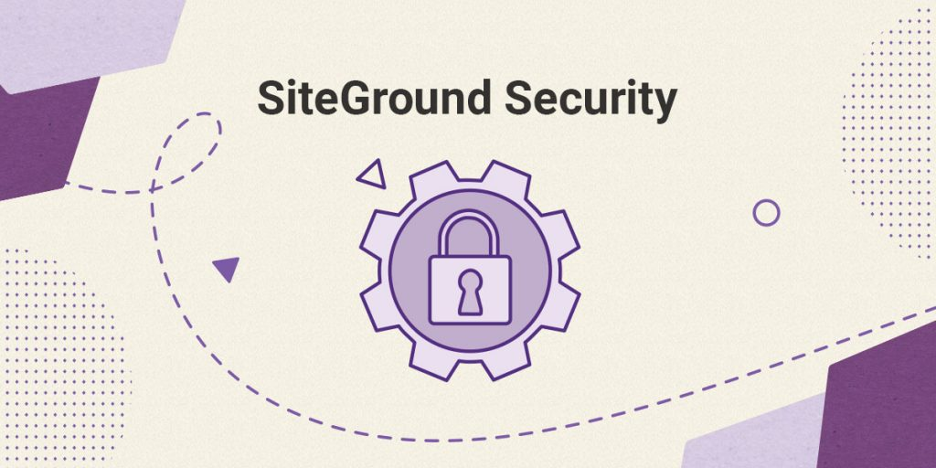 SiteGround Website Security Graphic